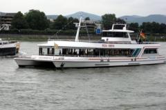 Discoschiff Rhein1(2011)