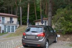 Waldsiedlung in Korswandt