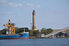 Swinemünde - Hafen
