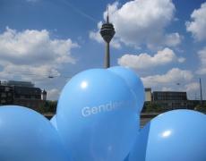 Gendertreff beim CSD Düsseldorf 2014