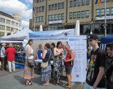 Gendertreff beim Ruhr CSD in Essen 2014