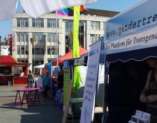 Bericht vom Gendertreff beim Ruhr-CSD 2014 in Essen