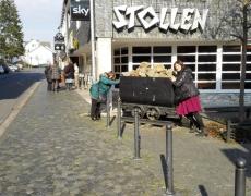 Eifelelfe and friends on Eifeltour