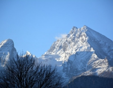 Der Berg ruft uns
