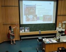 Vortrag Trans* am Arbeitsplatz an der Uni Düsseldorf