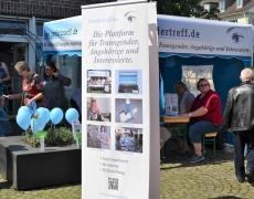 Gendertreff auf dem Stadtfest in Moers 2017
