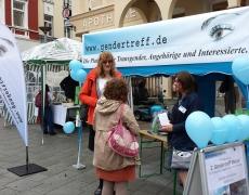 Gendertreff & ein veganes Straßenfest in Iserlohn