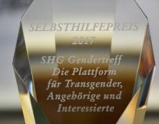 Gendertreff gewinnt den Selbsthilfepreis 2017 in Solingen