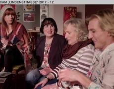 Damenbesuch vom Gendertreff in der Lindenstraße